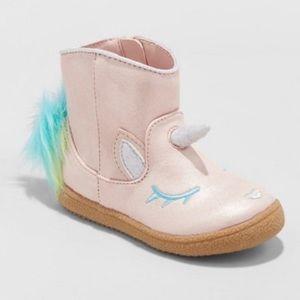 Cat & Jack Unicorn Boots
